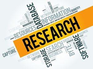 Zeichen für Forschung